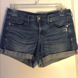 Mossimo Powerstretch Jean Shorts